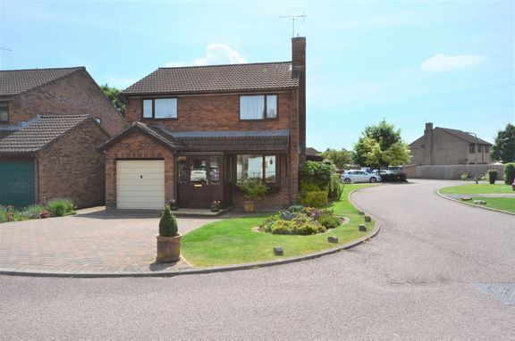 Thumbnail Detached house for sale in Bluebell Avenue, Tiverton