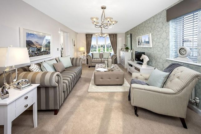 """Detached house for sale in """"Shaftesbury"""" at The Green, Upper Lodge Way, Coulsdon"""
