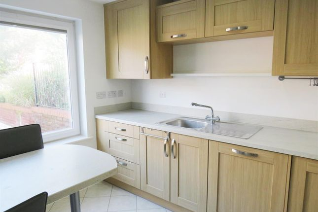 Kitchen of Colby Street, Southampton SO16