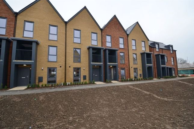 Thumbnail Town house to rent in Churchill Road, St Andrews Park