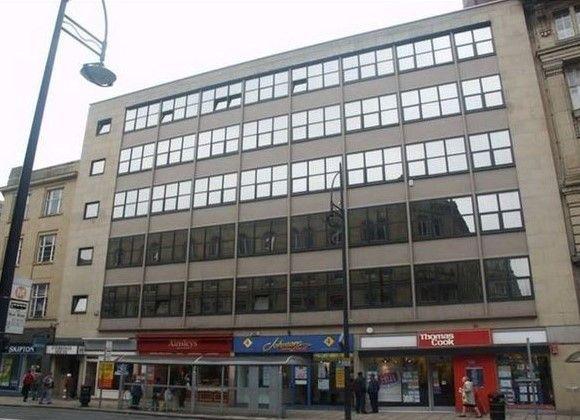 2 bed flat for sale in Ivebridge House, 59 Market Street, Bradford, West Yorkshire BD1