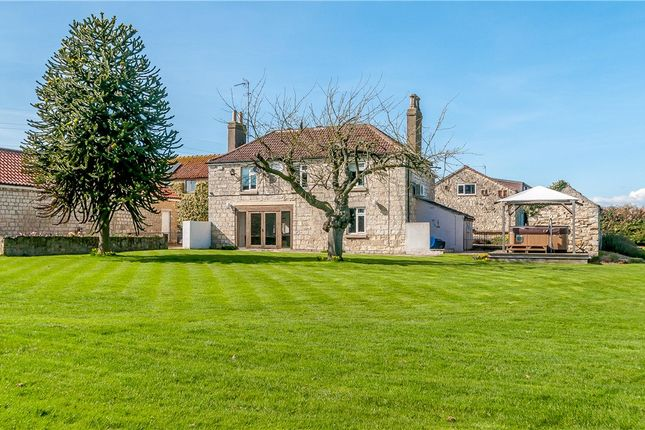 Thumbnail Equestrian property for sale in Low Park Farm, Chantry Lane, Hazlewood, Tadcaster