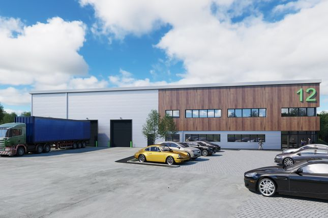 Thumbnail Industrial to let in Redhill