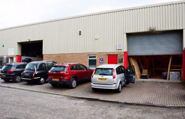 Thumbnail Light industrial to let in Carron Place, Edinburgh