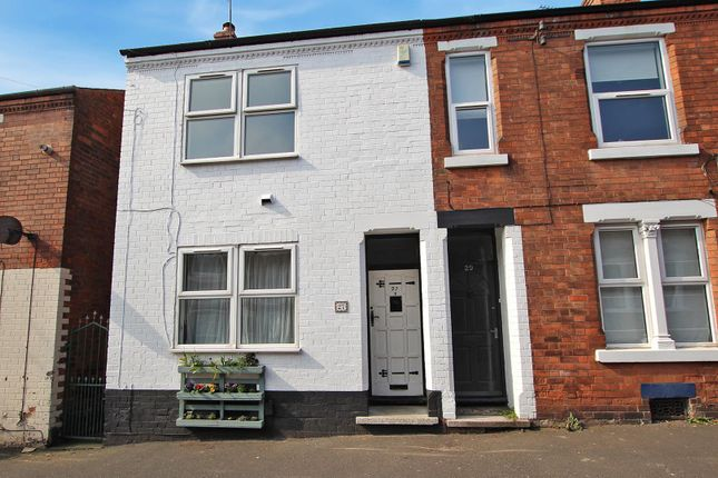 Thumbnail End terrace house for sale in Baden Powell Road, Sneinton, Nottingham