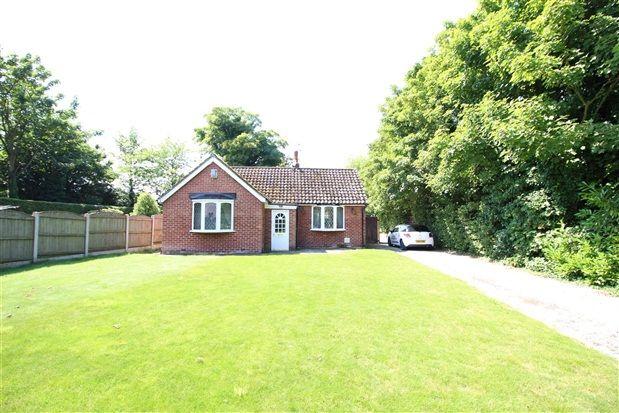 Thumbnail Bungalow for sale in Renacres Lane, Ormskirk