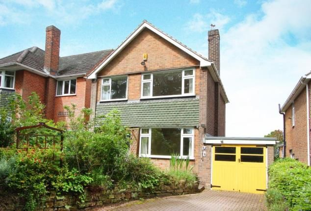 Thumbnail Detached house for sale in Longedge Lane, Wingerworth, Chesterfield, Derbyshire