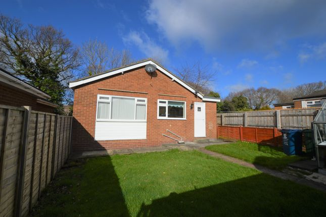 Thumbnail Detached bungalow to rent in Oakdale Close, Newcastle Upon Tyne