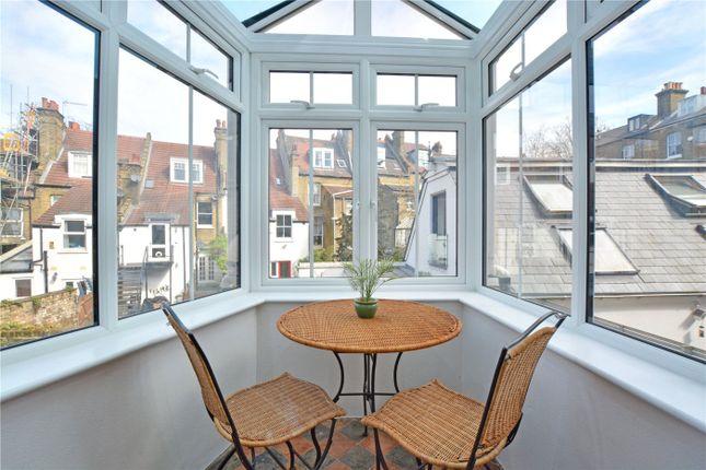 Sun Room of Dartmouth Hill, Greenwich, London SE10
