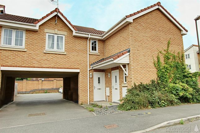 1 bed maisonette for sale in Archdale Close, Chesterfield, Debyshire S40