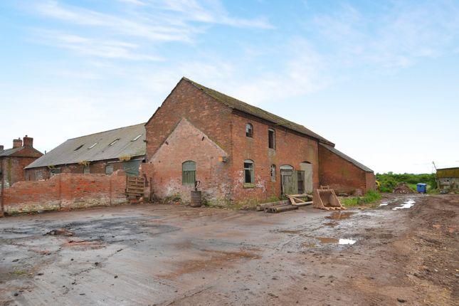 Thumbnail Land for sale in Park Heath, Cheswardine