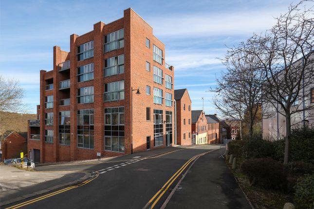 External of Furnace Hill, Sheffield S3
