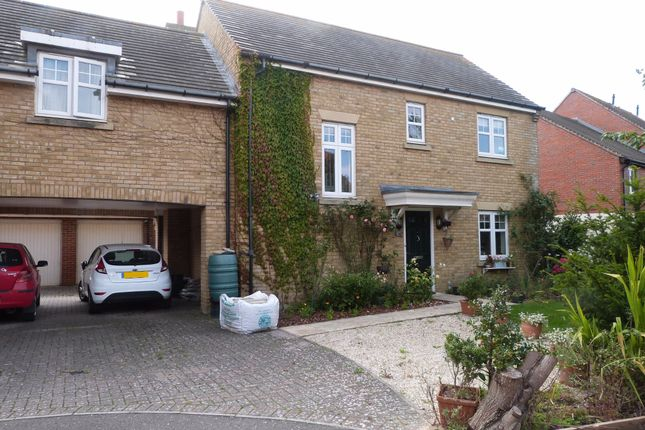 Thumbnail Link-detached house for sale in Harding Close, Selsey, Chichester