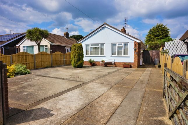 Thumbnail Detached bungalow for sale in Crossways, Clacton-On-Sea