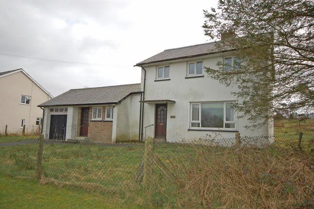 3 bed terraced house for sale in Heol Elennydd, Devils Bridge, Aberystwyth