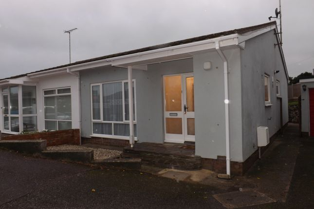Thumbnail Bungalow to rent in Speedwell Close, Brixham