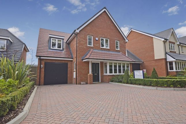 4 bed detached house to rent in The Dorchester, South Way, Abbots Langley
