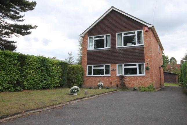 Thumbnail Detached house for sale in Salisbury Road, Farnborough