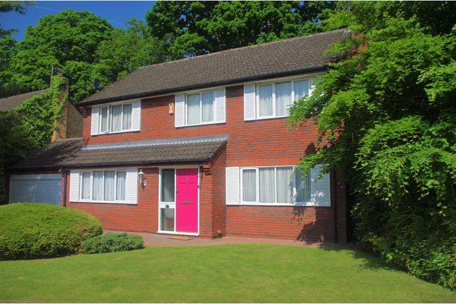 Thumbnail Detached house for sale in Dibbins Green, Bromborough