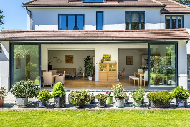 Thumbnail Detached house for sale in Homefield Road, Warlingham, Surrey