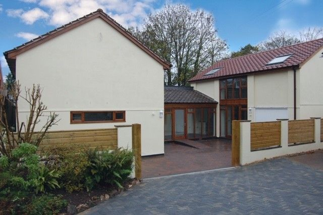 Thumbnail Detached house to rent in Blundells Road, Tiverton
