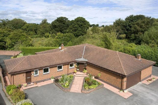 Thumbnail Bungalow for sale in Mars-Hall, Wetherby Road, Scarcroft, Leeds, West Yorkshire