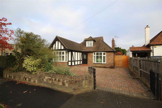 Thumbnail Bungalow for sale in Elmcroft Drive, Chessington
