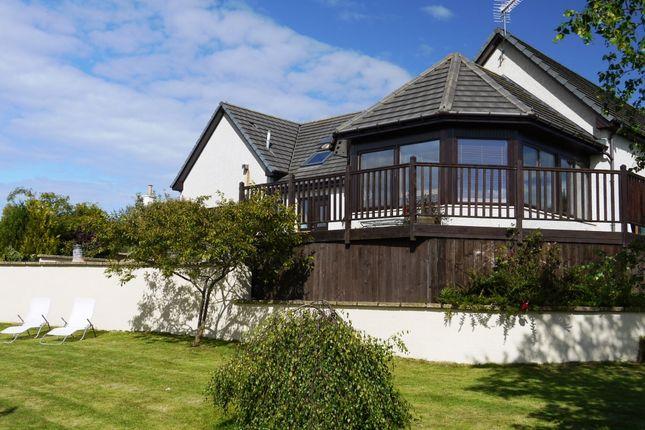Thumbnail Detached house for sale in Springbank Mains Of Cuffurach, Clochan, Buckie