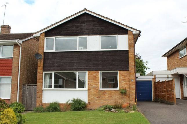 4 bed detached house to rent in Woodfield Road, Earlsdon, Coventry