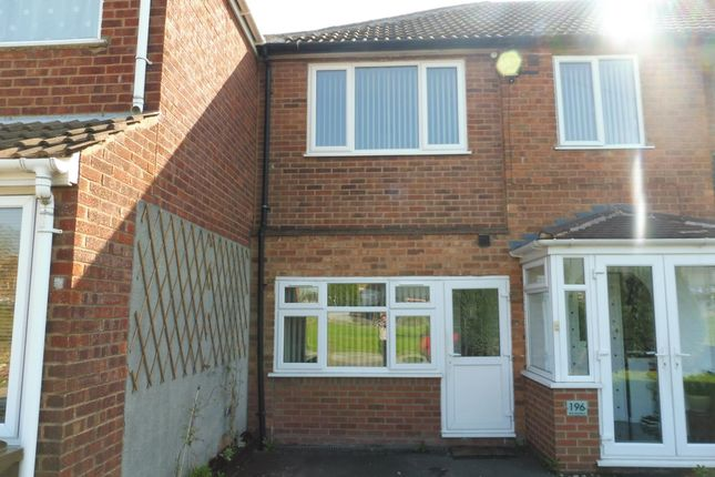 Thumbnail Duplex to rent in Hobs Moat Road, Solihull, West Midlands