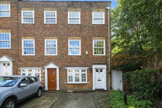 Thumbnail Semi-detached house to rent in Westmoreland Place, London