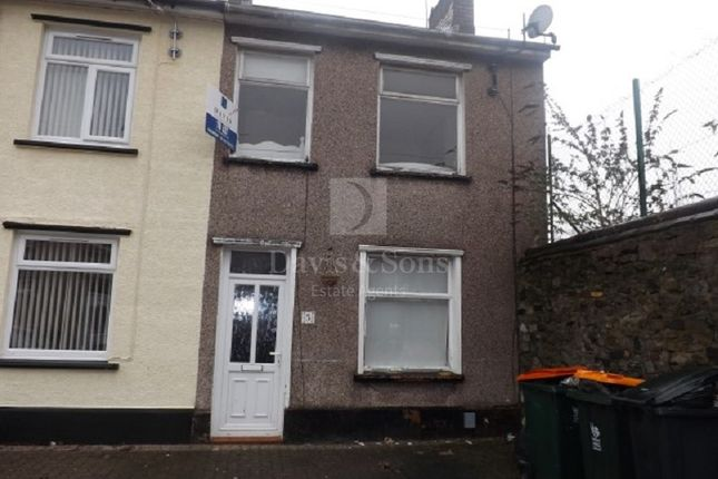 Thumbnail Terraced house to rent in Gloster Street, Newport, Newport.