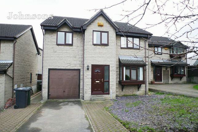 Thumbnail Detached house for sale in Quarryfield Lane, Maltby, Rotherham.