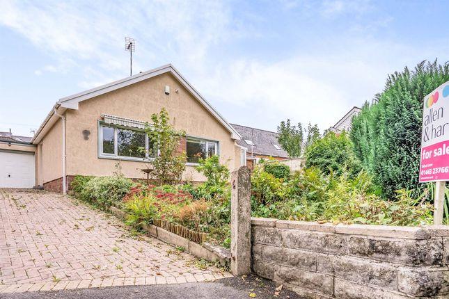 Thumbnail Detached bungalow for sale in Maelog Close, Pontyclun