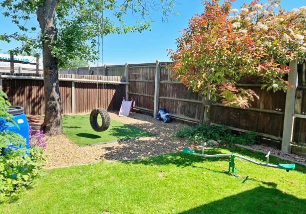 Garden of Gas Road, Murston, Sittingbourne, Kent ME10