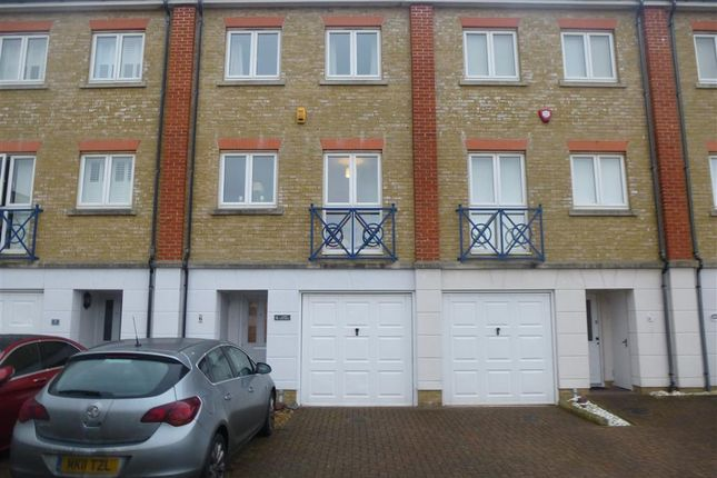 Thumbnail Town house for sale in The Piazza, Eastbourne