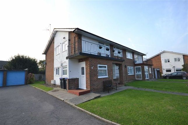 Thumbnail Flat for sale in Dairy Farm Flats, Goring Street, Goring-By-Sea, Worthing, West Sussex