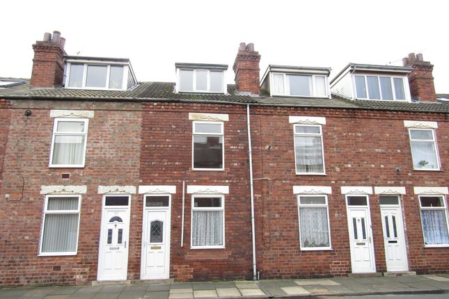 Thumbnail Terraced house for sale in Parliament Street, Goole