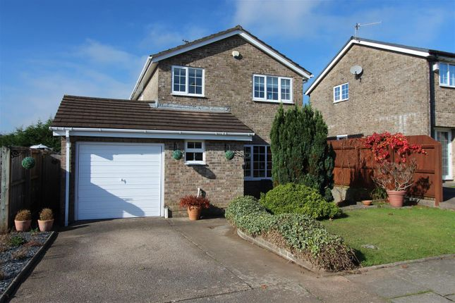 Thumbnail Detached house for sale in Cae'r Fferm, Glenfields, Caerphilly