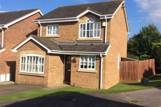3 bed detached house for sale in Sharman Close, Daventry