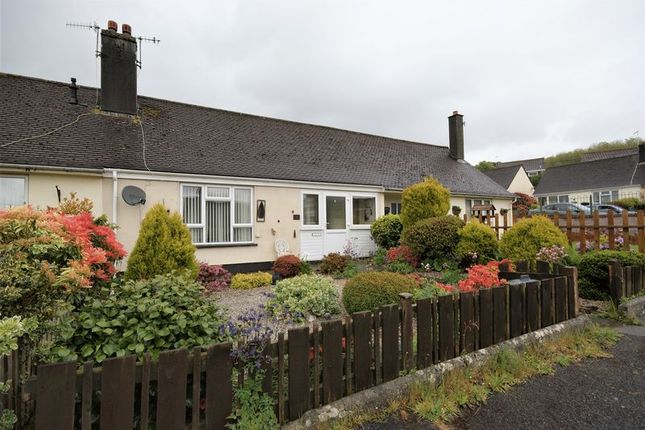 Thumbnail 1 bed bungalow for sale in St. Georges Crescent, Bodmin
