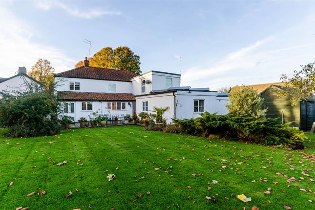 Thumbnail Detached house for sale in The Street, Costessey, Norwich