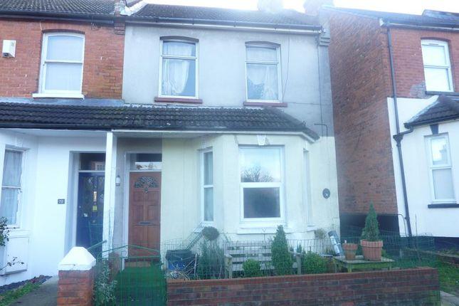Thumbnail Maisonette to rent in St Georges Road, Aldershot