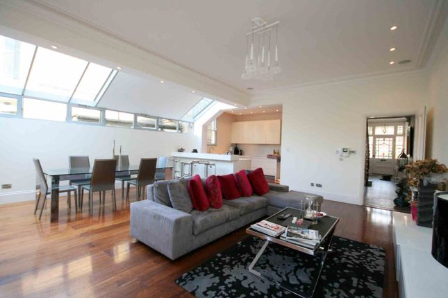 Thumbnail Semi-detached house to rent in Twyford Avenue, London