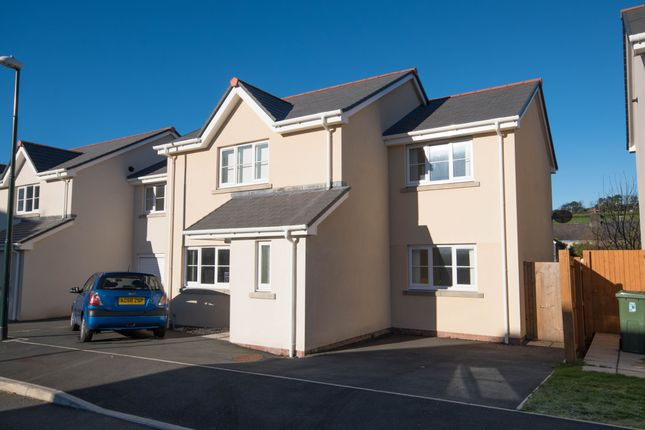 Thumbnail Semi-detached house to rent in Llanbadarn Fawr, Aberystwyth