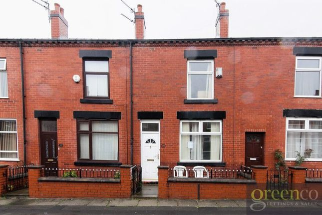 Thumbnail Terraced house to rent in Georgiana Street, Farnworth, Bolton