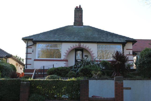 Thumbnail Detached bungalow for sale in Central Drive, Walney, Barrow-In-Furness