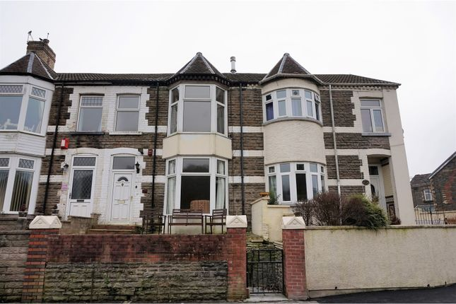 Thumbnail Terraced house for sale in The Parade, Pontypridd