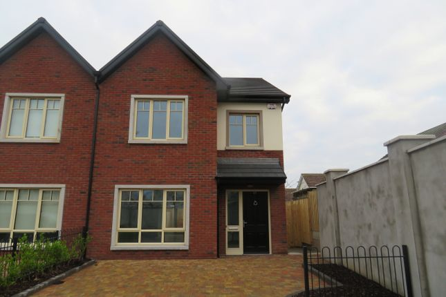 Thumbnail Semi-detached house for sale in 57 Castle Park, Termonfeckin, Louth