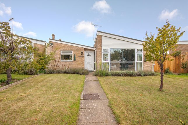Thumbnail Semi-detached bungalow for sale in Kingston Farm Road, Woodbridge